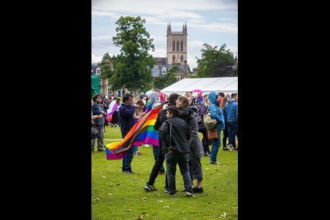 Cambridge pride 5
